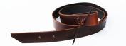 Horse Equine Tack 1.5m Western Premium Latigo Saddle Tie Strap Cinch Girth 40414