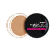 Debby Mat & Perfect Foundation Mousse 02