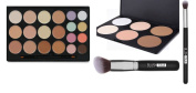PROFESSIONAL Facial Base Contouring Kit Correctors and foundation CREam powder and earths powder