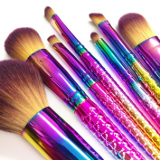 exposed mermaid brush collection