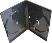 Vision Media 10 X Amaray Double Black - DVD/blu/cd Case