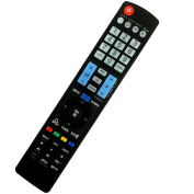 allimity AKB73615309 Replace Remote Control fit for LG 32LM6400 32LM6200 32LM6410 42LM6410 42LM6200 42LM7600 42LM6700 47LM6410 47LM6700 47LM6200 47LM8600 47LM7600 50PM4700 50PM6700 55LM6200 55LM8600 55LM6700 55LM6410 55LM7600 TV