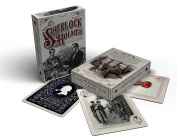 Sherlock Holmes Illustrated Playing Cards