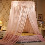 Sweet Princess Dome Mosquito Net European Court Romantic Style