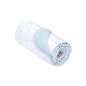Bemini Pady Jersey Blanket, 75 x 100 cm, Stary Frost Mixed 61