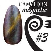 Chameleon Magnetic Colour UV Gel – Magnetic – # 003