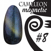 Chameleon Magnetic Colour UV Gel – Magnetic – # 008
