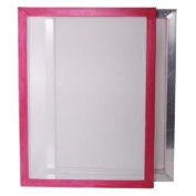 Silk screen printing screen frame with 43T mesh A2 Size 48cm x 60cm