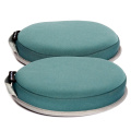 Bath Kneelers for Comfortable Baby Bath Tub Time - Two Separate Knee Pads With EVA Foam Cushions Padded Bath Kneeler - Ah Goo Baby - SoftSpotz - Non-Slip, Quick-Dry and Machine Washable-
