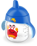 Philips AVENT My Little Sippy Cup, Crab