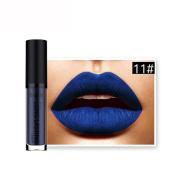 Women Cosmetics Matte Lip Gloss Waterproof Lip brillant Long-lasting Liquid Lipstick