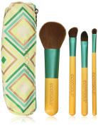 Ecotools Boho Luxe Travel Make Up Brush Set