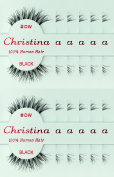 12 Packs Eyelashes - #DW by Christina