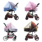 Samber Baby Stroller Enlarged All-covering Mosquitoes Insect Net for General Type Trolley