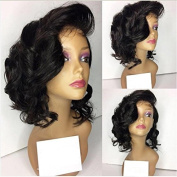 Human Hair Loose Wave 100% Real Hair Brazilian Hair Glueless 360 Lace Frontal Wigs 150 Density Natural Colour from Dream Beauty for women