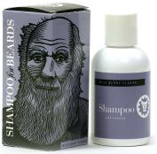 The Notable Series by Beardsley – Charles Darwin - Ultra Shampoo for Beards, Wild Berry 120ml