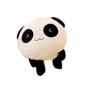 FEITONG Cute Plush Doll Toy Stuffed Animal Panda Pillow Quality Bolster Gift 25cm