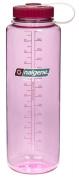 NALGENE Everyday Tritan SILO Wide Mouth Travel Water Bottle - 1420ml - Pink w/Pink Cap