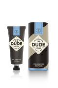 The Dude Shave – Pre Cleanser by Watercl Ouds) – From Nose to Neck Brush Soap 100ml Made in Sweden