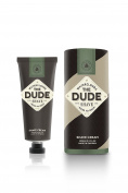 Dude – Shave Cream (by Watercl Ouds) – From Nose to Neck – Made in Sweden RASSIER Cream 100 ml