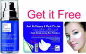 POWERFUL Age Defying Eye Contour Serum with Argireline 10% Reduces Signs Of Ageing Vitamin E Hyaluronic Acid Retinol 15 ml