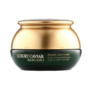 Bergamo Caviar Wrinkle Care Cream 50ml Moisturiser Supply Nutrition