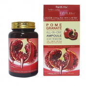 FARMSTAY Pomegranate All In One Ampoule 250Ml[8.45Oz]Anti-Wrinkle, Whitening,All Skin Types
