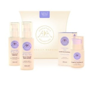 GIFT SET Soothing & Balancing Face Kit with Lavender and Tea Tree for acne prone skin
