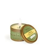 Aroma Naturals Soy VegePure Candles Ambiance (Lemon) To Go Tins 6.4cm x 4.4cm 15 hours burn time - 3PC