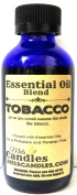 Tobacco 4oz / 118.29 ml Glass Bottle of Premium Grade A Quality Fragrance Oil, Skin Safe Oil