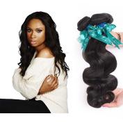 Swan Brazilian Virgin Hair Body Wave Human Hair 4 Bundles Weaves 100% Unprocessed Hair Extensions Natural Colour