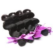 Raw Indian Body Wave Hair 4 Bundles 14 16 18 50cm Cheap Unprocessed Indian Virgin Hair Bundle Deals Soft 100% Human Hair Weaves