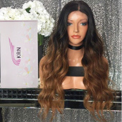 Human Hair Glueless Lace Front Wigs Straight 1B 30 Blonde Ombre Lace Front Wigs for Black Women Baby Hair