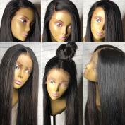 Thriving Hair 7A Full Lace Wigs for Black Women 100% Brazilian Human Hair Wigs Straight Glueless Lace Front Human Hair Wigs with Baby Hair