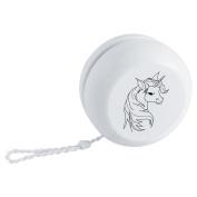 'Beautiful Unicorn' Retro Style Yo-Yo