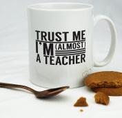 HippoWarehouse Trust me I'm almost a teacher 300ml