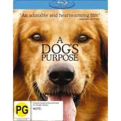 A Dog's Purpose [Region B] [Blu-ray]
