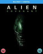 Alien Covenant Blu-ray  [Region B] [Blu-ray]