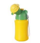L & YChildren's Portable Car Toilet - Urinal - Portable Toilet - Baby Toilet Boys and Girls - Leakproof Design