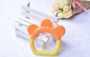 Frong Baby Teethers Infant Teething Pain Gum Soreness Relief Educational Toy