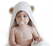 HugnSqueeze II Organic Bamboo Hooded Towels Parent Set II BONUS