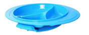 Thinkbaby ThinkSaucer Suction Plate - Lt. Blue