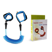 Anti Lost Wrist Link - Tinabless Baby Safety Leash Belts for Toddlers & Kids, Child Safety Hook and loop Wrist Link