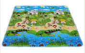 Baby Kids Play Mat Foam Floor Children Activity Soft Toy Gym Creeping Blanket