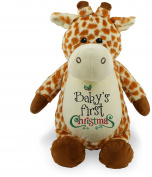 Baby's First Christmas, Giraffe
