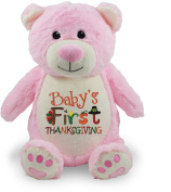 Baby's First Thanksgiving, Pink Bear