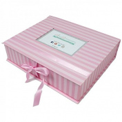 Pink Baby Keepsake Box