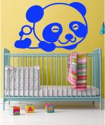 Wall Vinyl Sticker Decals Mural Room Design Decor Art Pattern Panda Baby Dream Nursery mi904