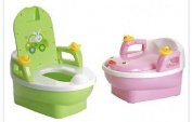 Baby Potty Chair,green,pink