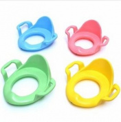 Children Kids Baby Toddler Potty Seat Cushion Toilet Urinal Training Stand Stool With Handle/random colour